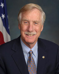 image of Angus  King