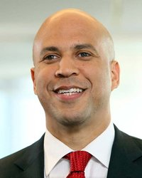 Official portrait of senator Cory  Booker