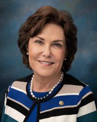 Official portrait of senator Jacky  Rosen