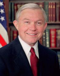 Official portrait of senator Jeff  Sessions