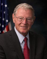 image of Jim  Inhofe