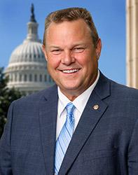 Official portrait of senator Jon  Tester