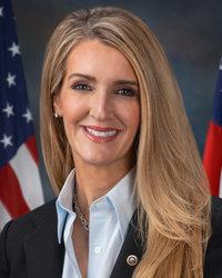 Official portrait of senator Kelly  Loeffler