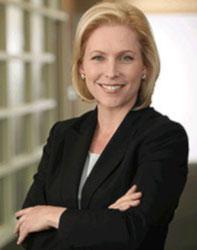 Official portrait of senator Kirsten  Gillibrand