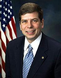Official portrait of senator Mark  Begich