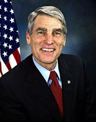 Official portrait of senator Mark  Udall