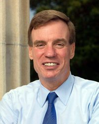 Official portrait of senator Mark  Warner
