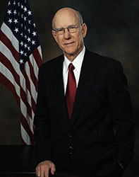 Official portrait of senator Pat  Roberts