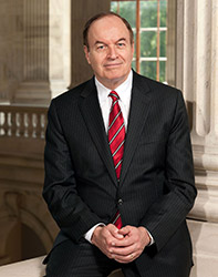 Official portrait of senator Richard  Shelby