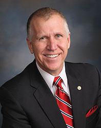 Official portrait of senator Thom  Tillis