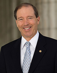 Official portrait of senator Tom  Udall