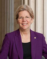 senatorElizabeth  Warren