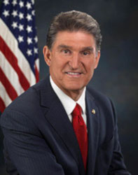 senatorJoe  Manchin