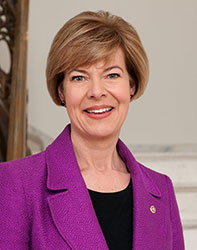 senatorTammy  Baldwin